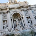 Throwing coins in the Trevi Fountain Rome – what happens next?