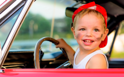 Family road trip essentials to survive car travel with kids