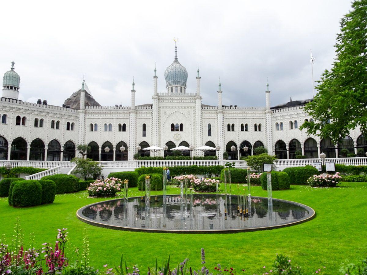 Tivoli Gardens things to do in Copenhagen with kids