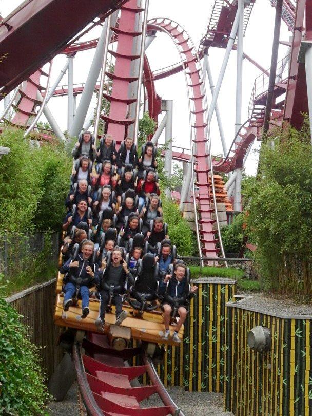 Tivoli Gardens things to do Copenhagen with kids