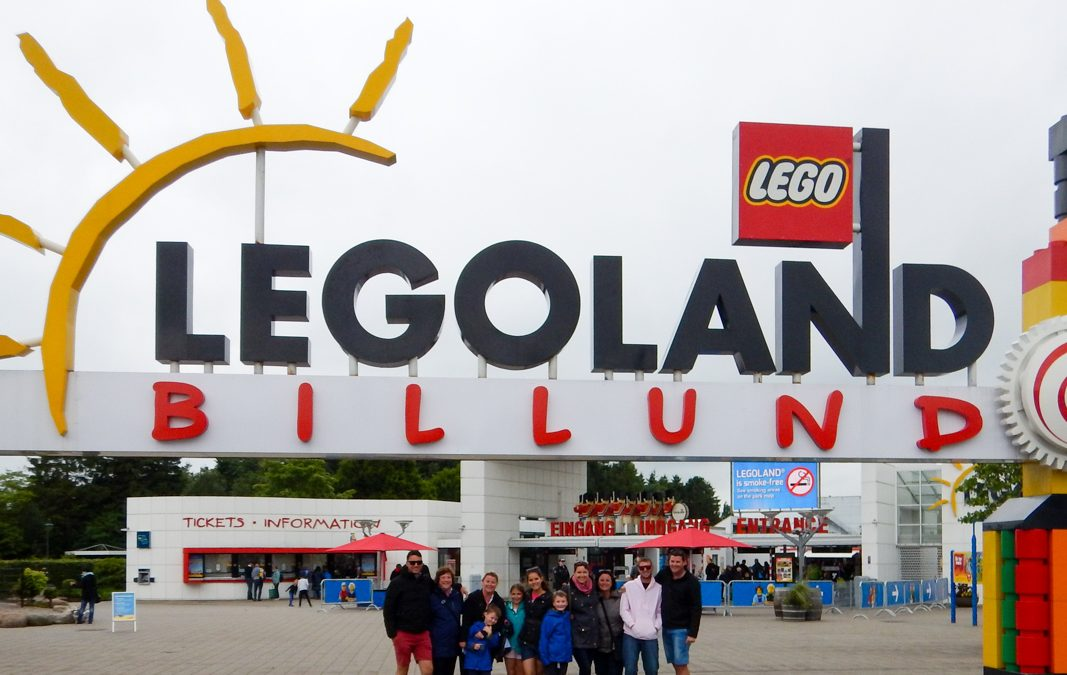 Trips to Legoland Denmark