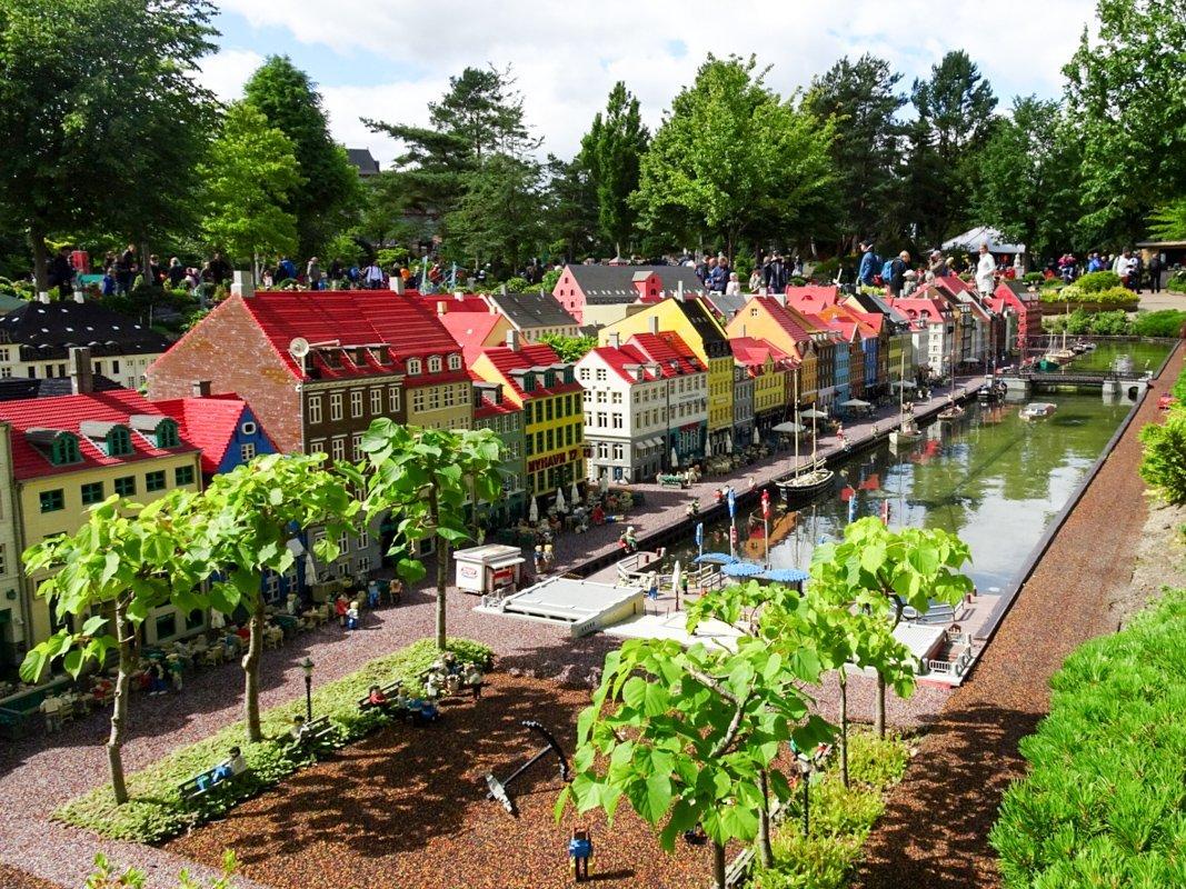 Denmark Legoland trip