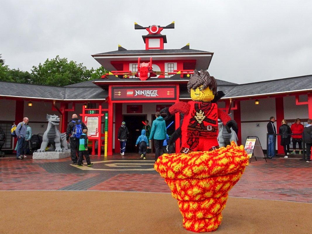 Legoland holidays Denmark