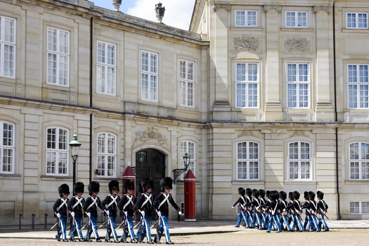 Visit Denmark Royal Family