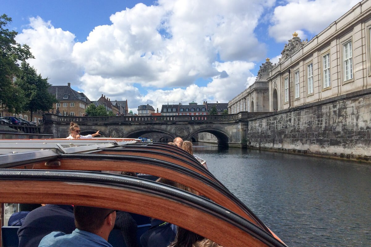 Things to do in Denmark canal boat ride
