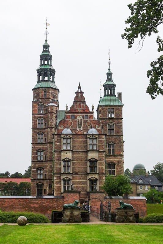 Best things to do in Denmark Rosenborg Castle
