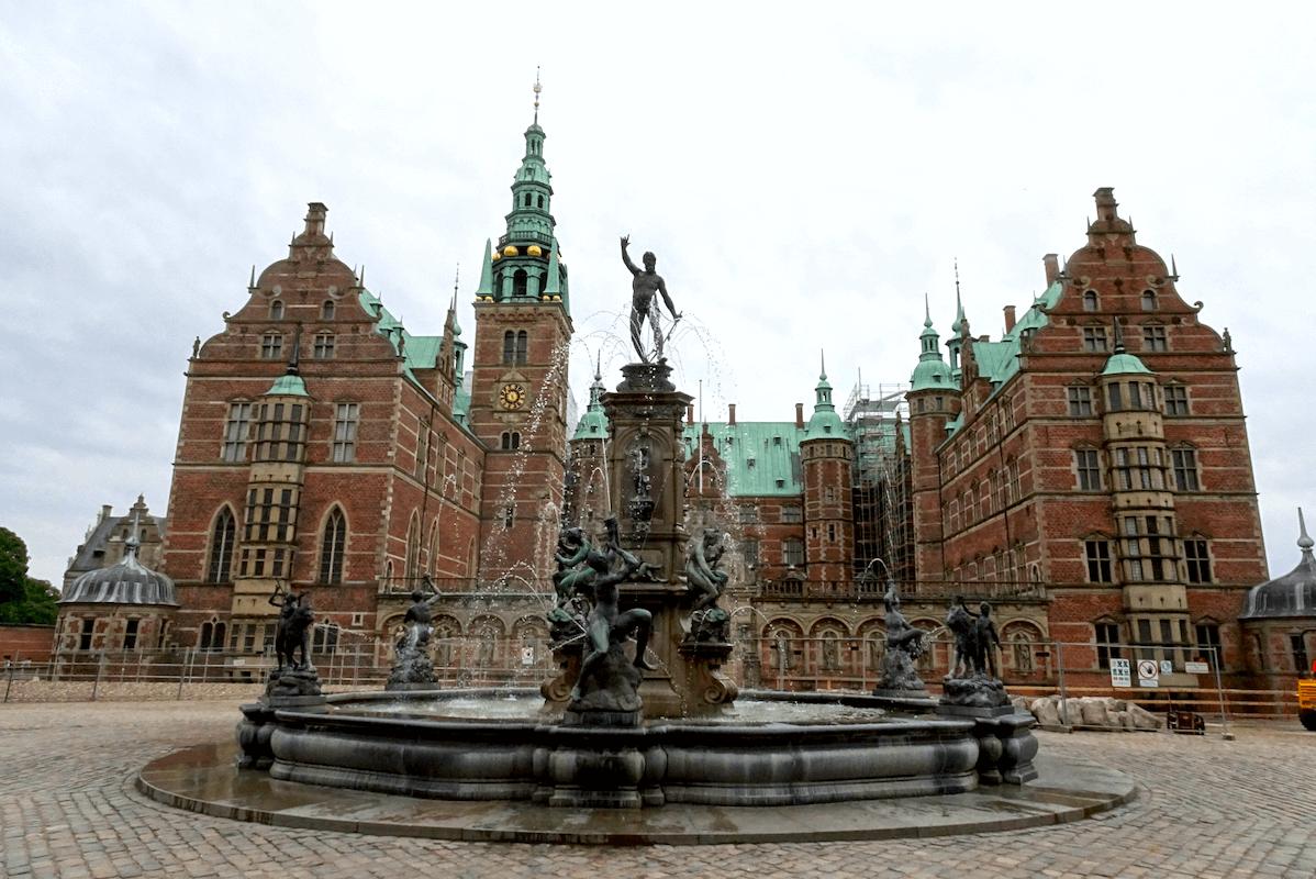 Frederiksborg Castle Hillerod Denmark places to visit