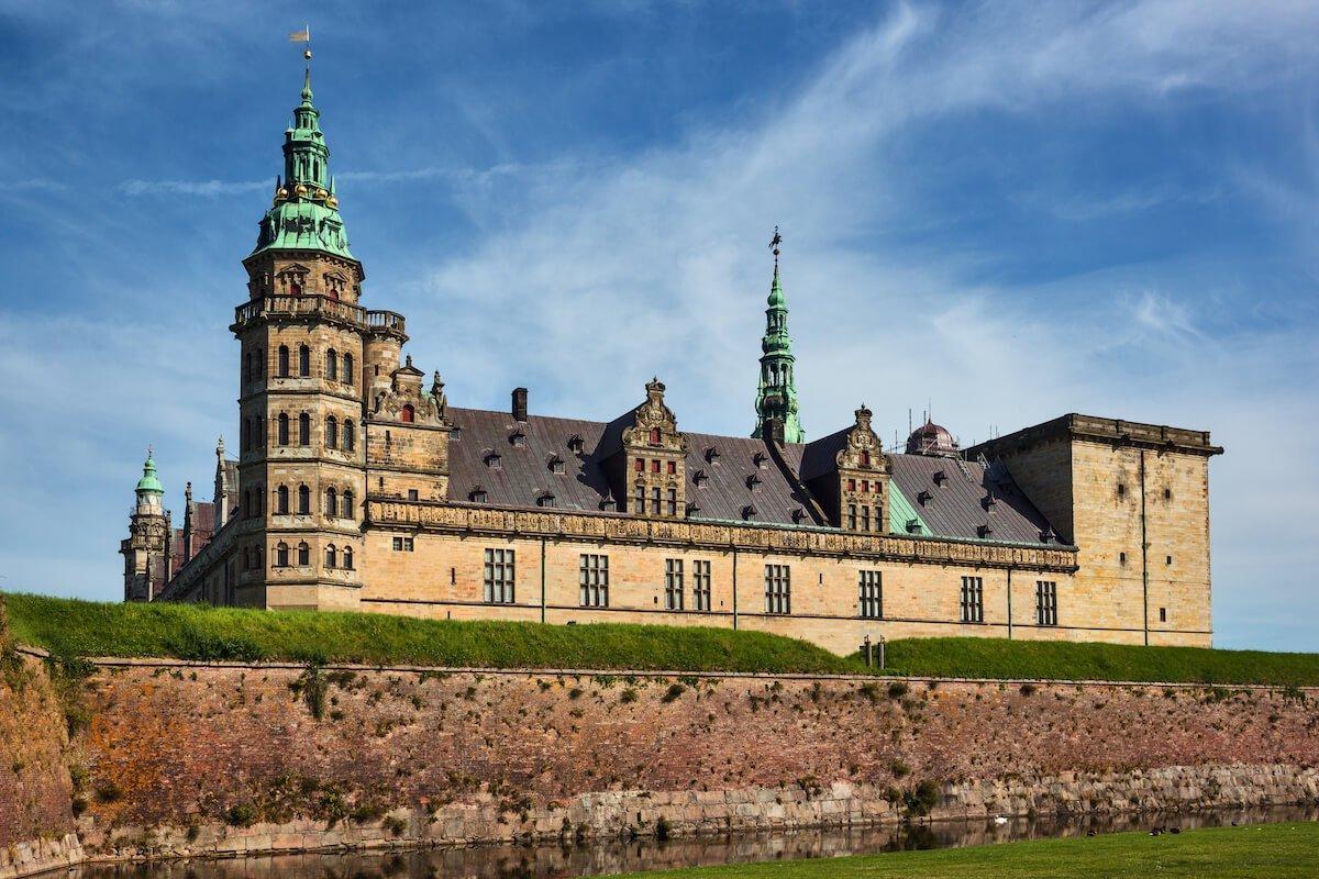 Kronborg Castle Denmark castles to visit