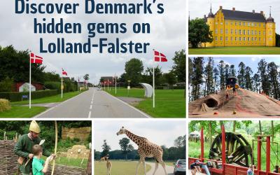 Discover Denmark's hidden gems when you visit Lolland Falster