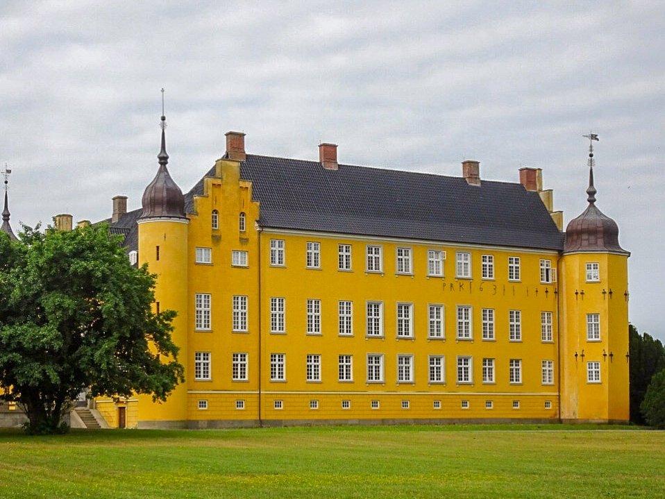 Krenkerup Estate Lolland Denmark Trip Chiefs